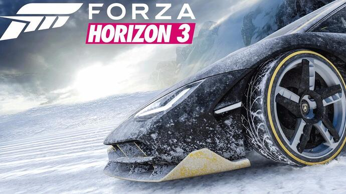 Forza Horizon 3's big expansion dated anddetailed