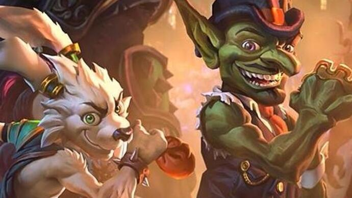 Hearthstone's Mean Streets of Gadgetzan expansion releases this week