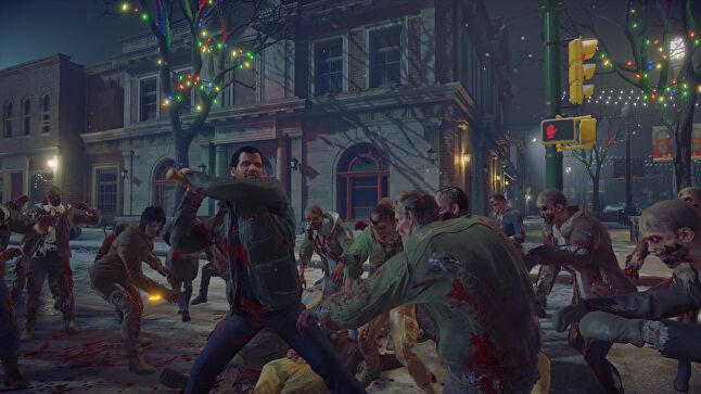 Dead Rising 4 is based around Christmas and Black Friday