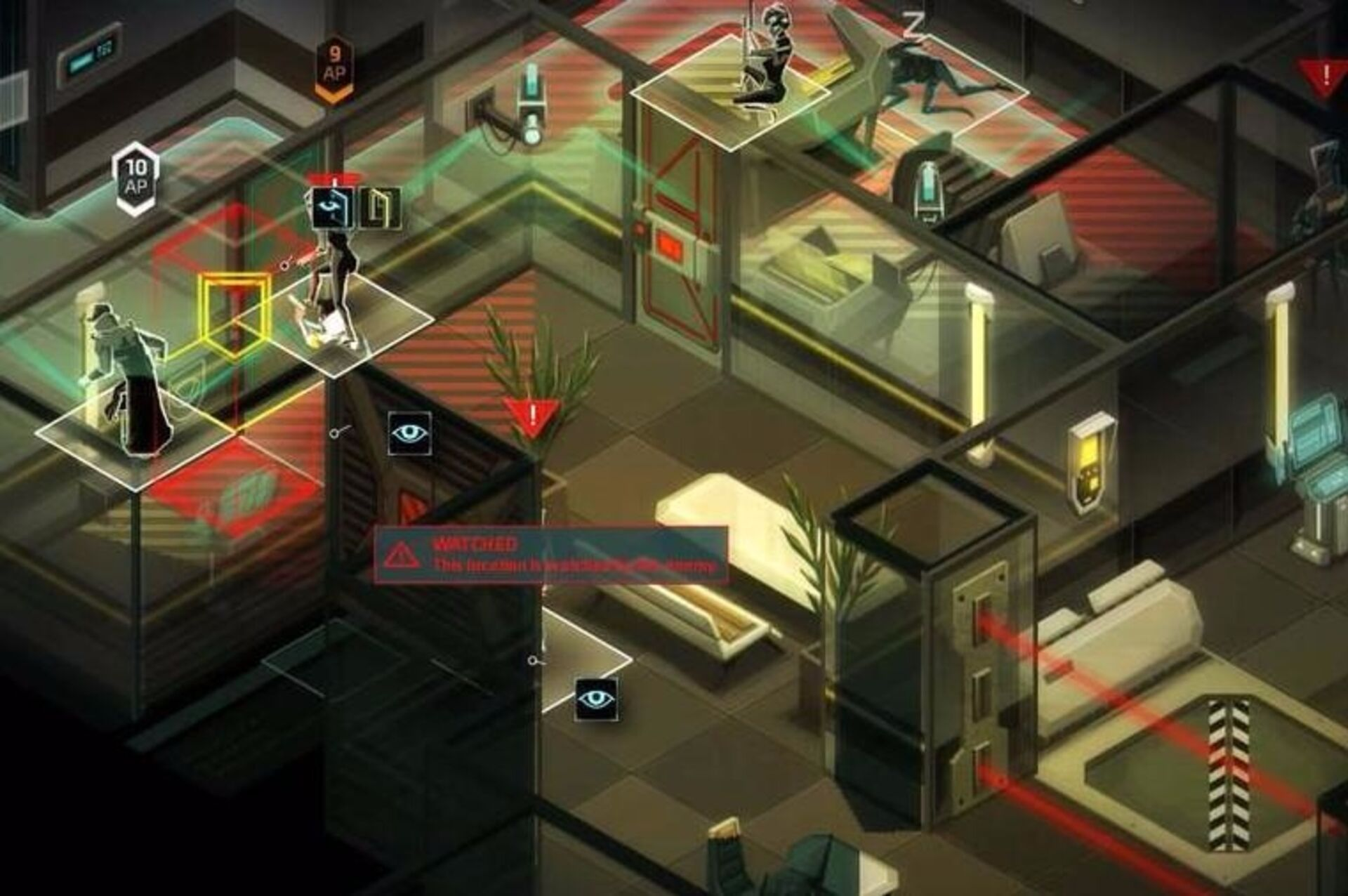 PlayStation Plus December freebies includes Invisible, Inc