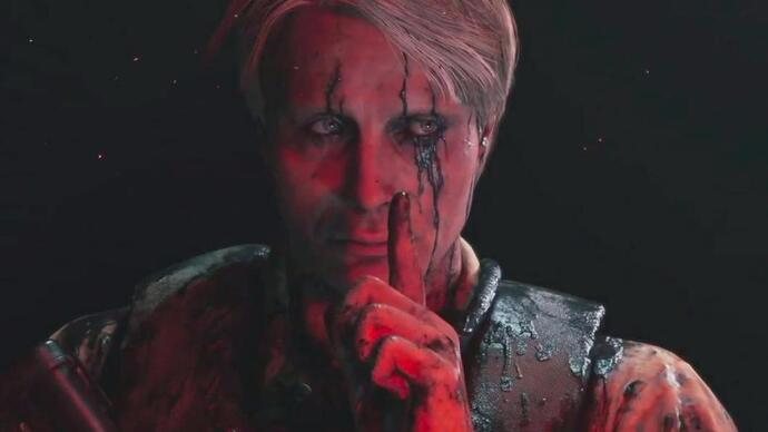 Death Stranding's second trailer is even stranger than its first