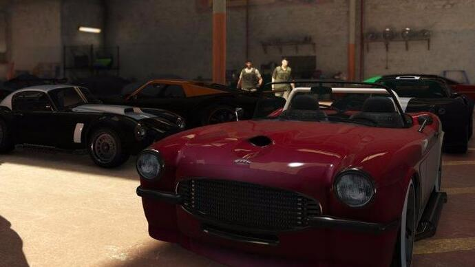 Grand Theft Auto Online krijgt gratis Import/Export update