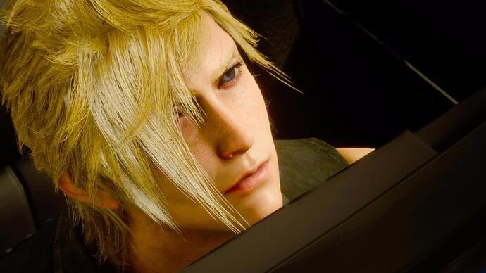 Final Fantasy 15's story is being patched