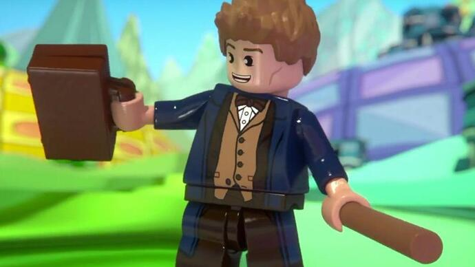 Lego Dimensions' Fantastic Beasts updated with the film's properending