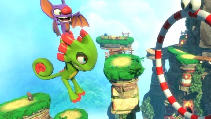 It looks like Yooka-Laylee will launch in April