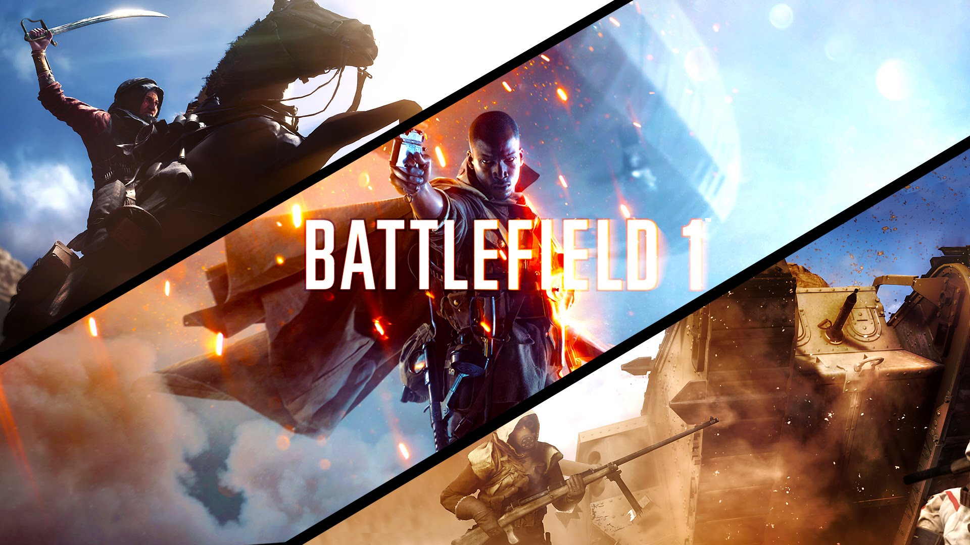 Let's Play Battlefield 1 PC at 4K 60fps