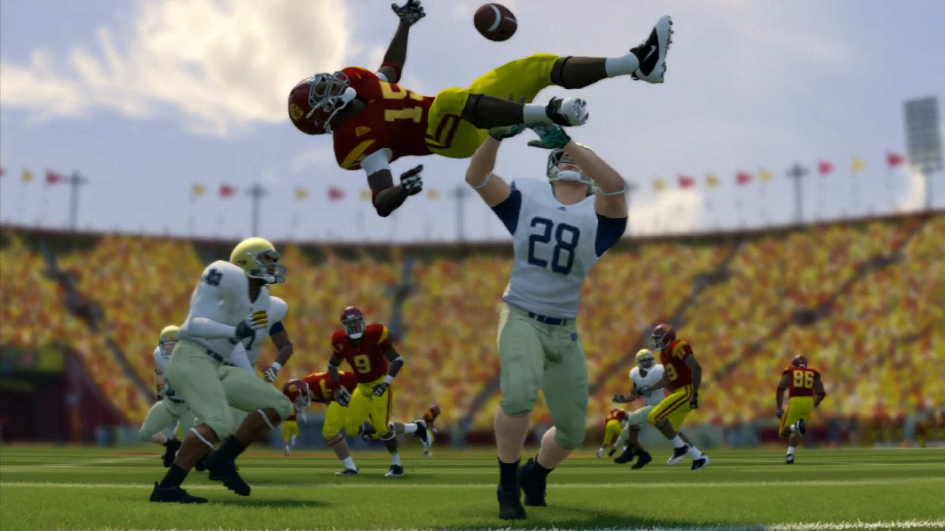 How a New California Law Could Pave the Return of EA's NCAA Football Games
