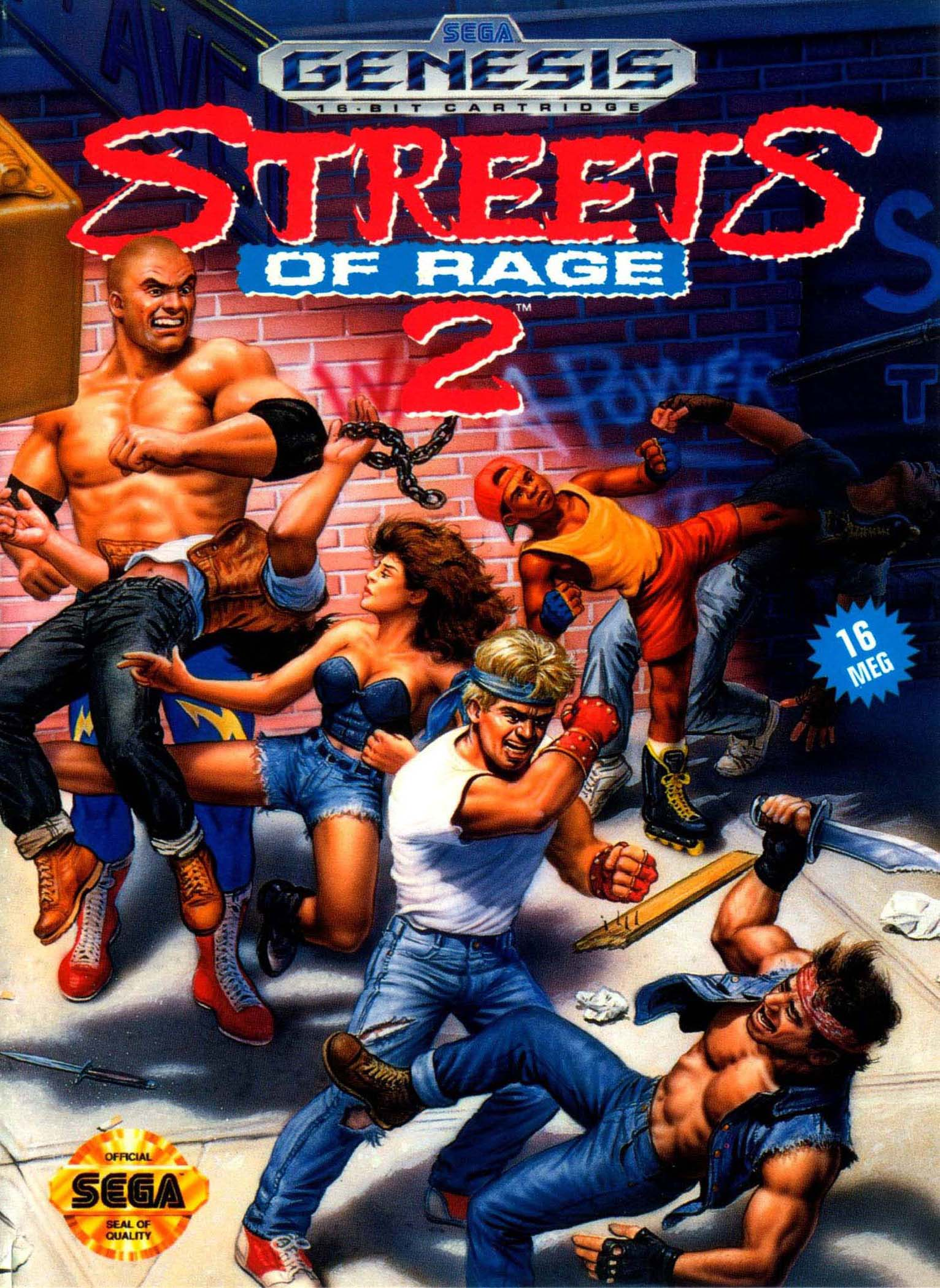 What I Played This Weekend 3d Streets Of Rage 2 The Immortal