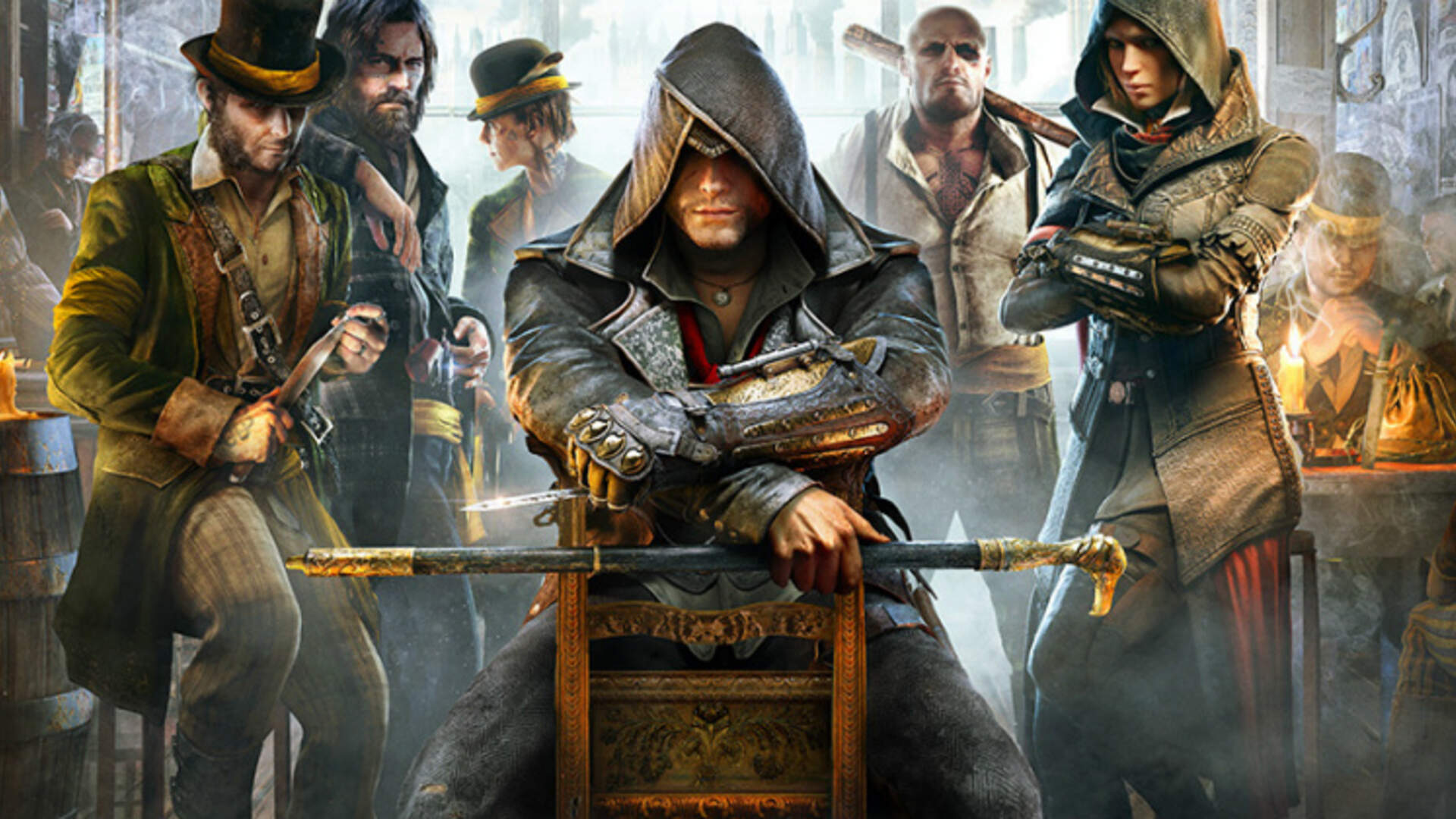 Assassin's Creed Syndicate Walkthrough - Sequence 3: Somewhere That's Green Guide - Templar Hunt - Harold Drake, and Gang War