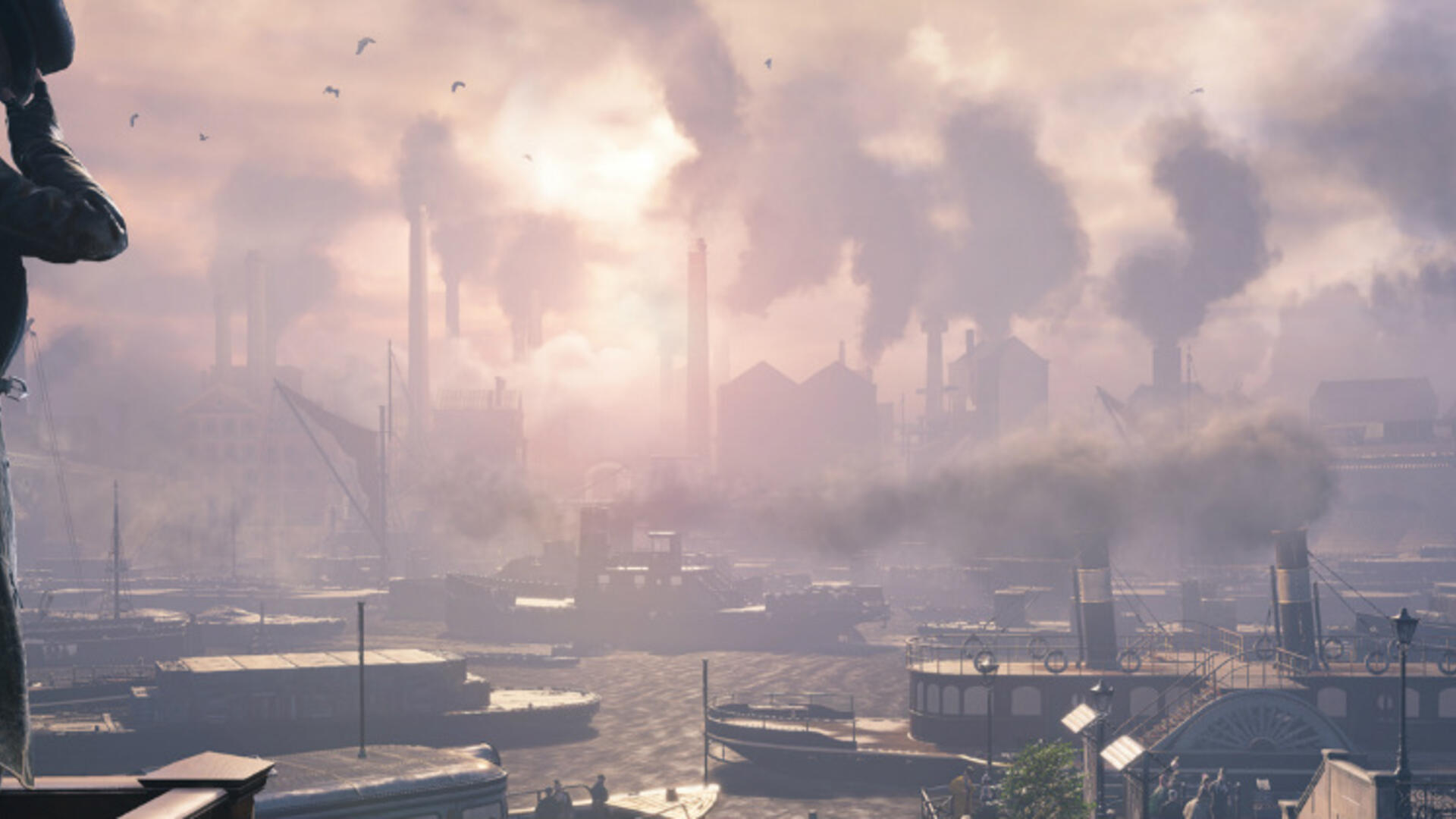 Assassin's Creed Syndicate: What it Takes to Rebuild 1868 London