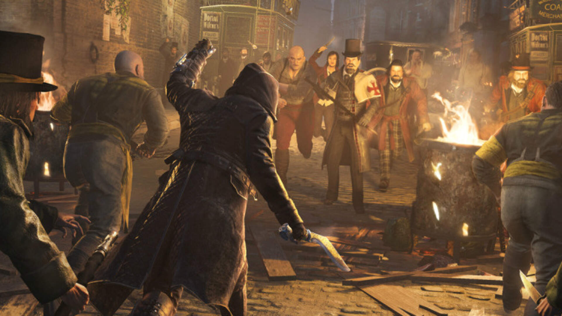 Assassin's Creed Syndicate PS4 Hands-On: Hustle and Flow