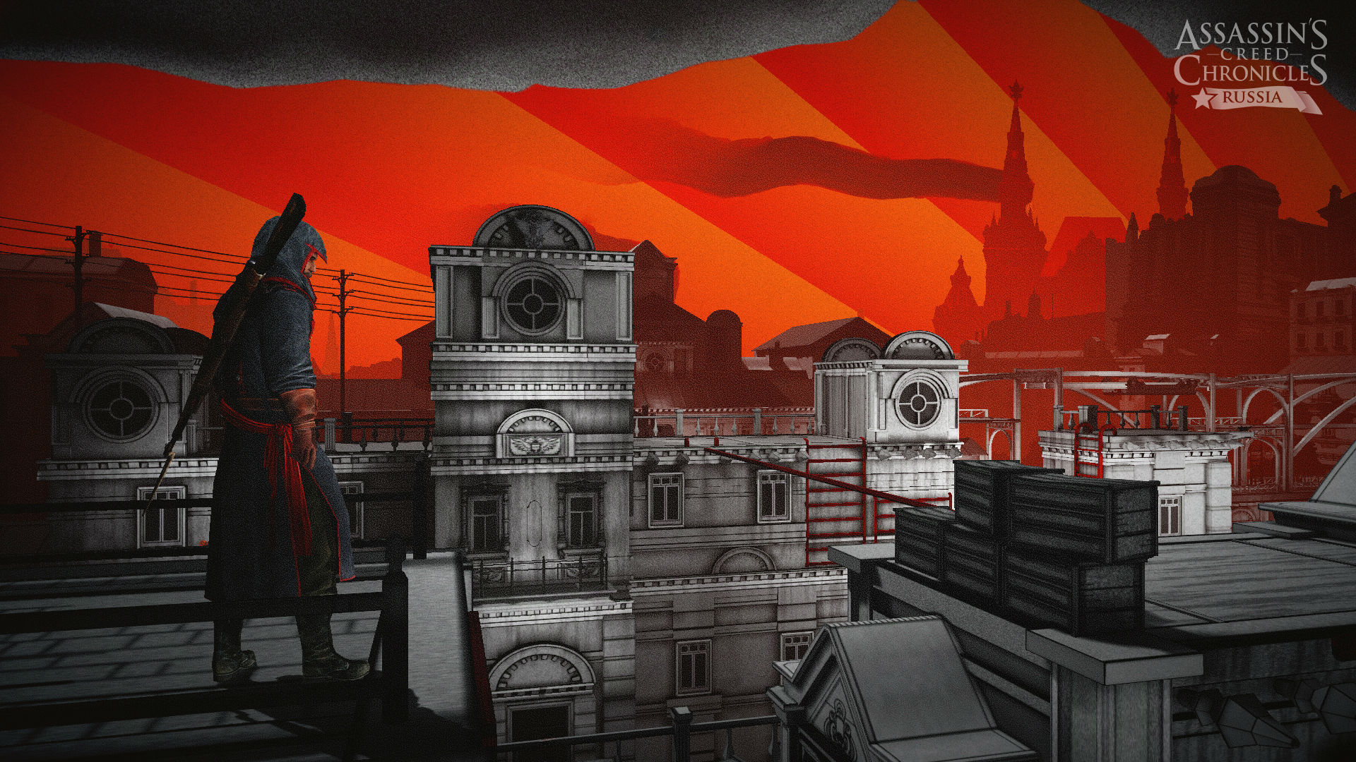 Assassin S Creed Chronicles Is Not Dead Now Coming To Vita Usgamer