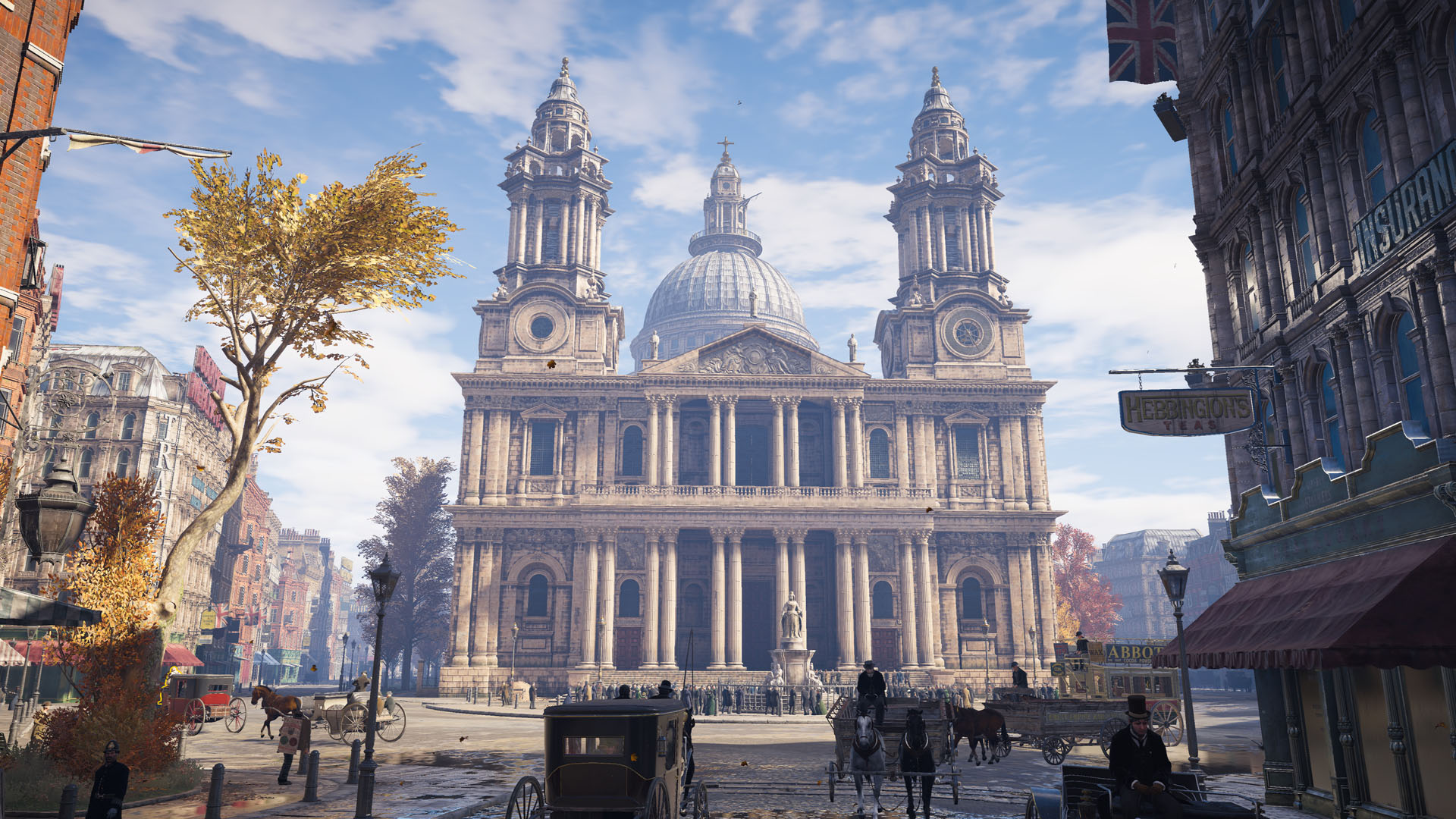 Assassin S Creed Syndicate What It Takes To Rebuild 1868 London