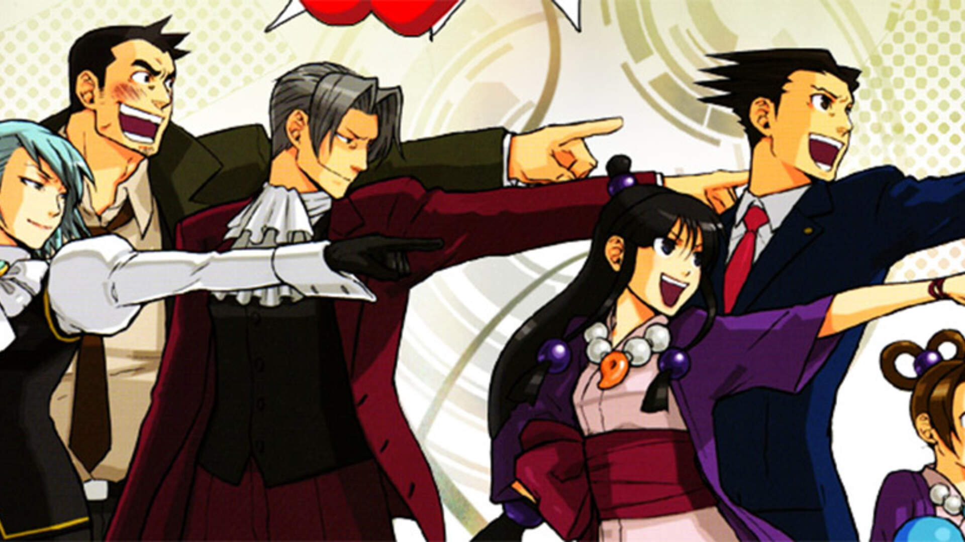 Will the Newest Ace Attorney Game Come to the West?