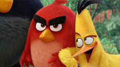 The Angry Birds Movie's Trailer Garners a Collective Shrug from the Universe