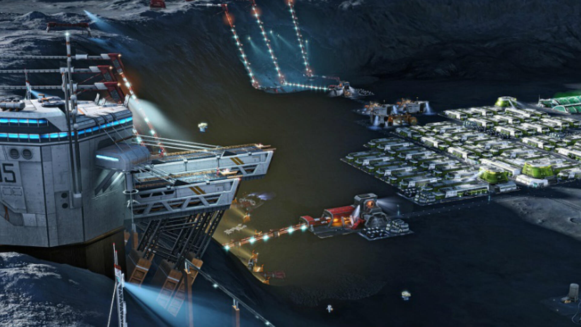 Anno 2205 Preview: Fly Me to the Moon
