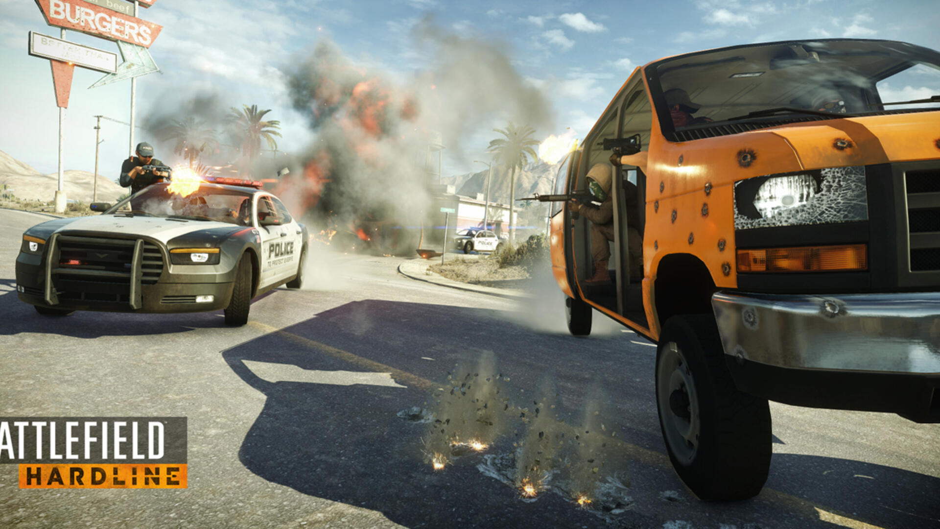 Battlefield Hardline Multiplayer Preview: Speed is of the Essence