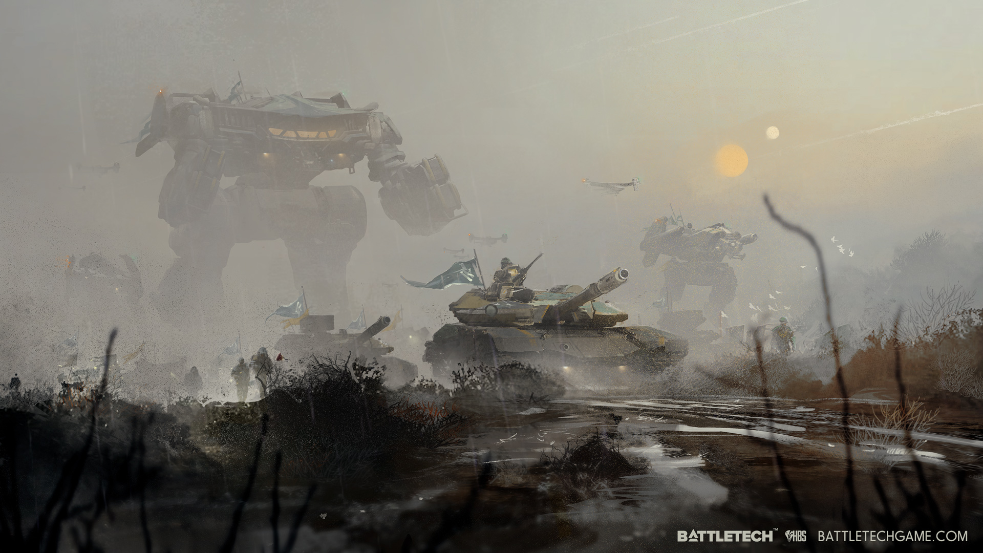 Image Result For Mech Wallpapers