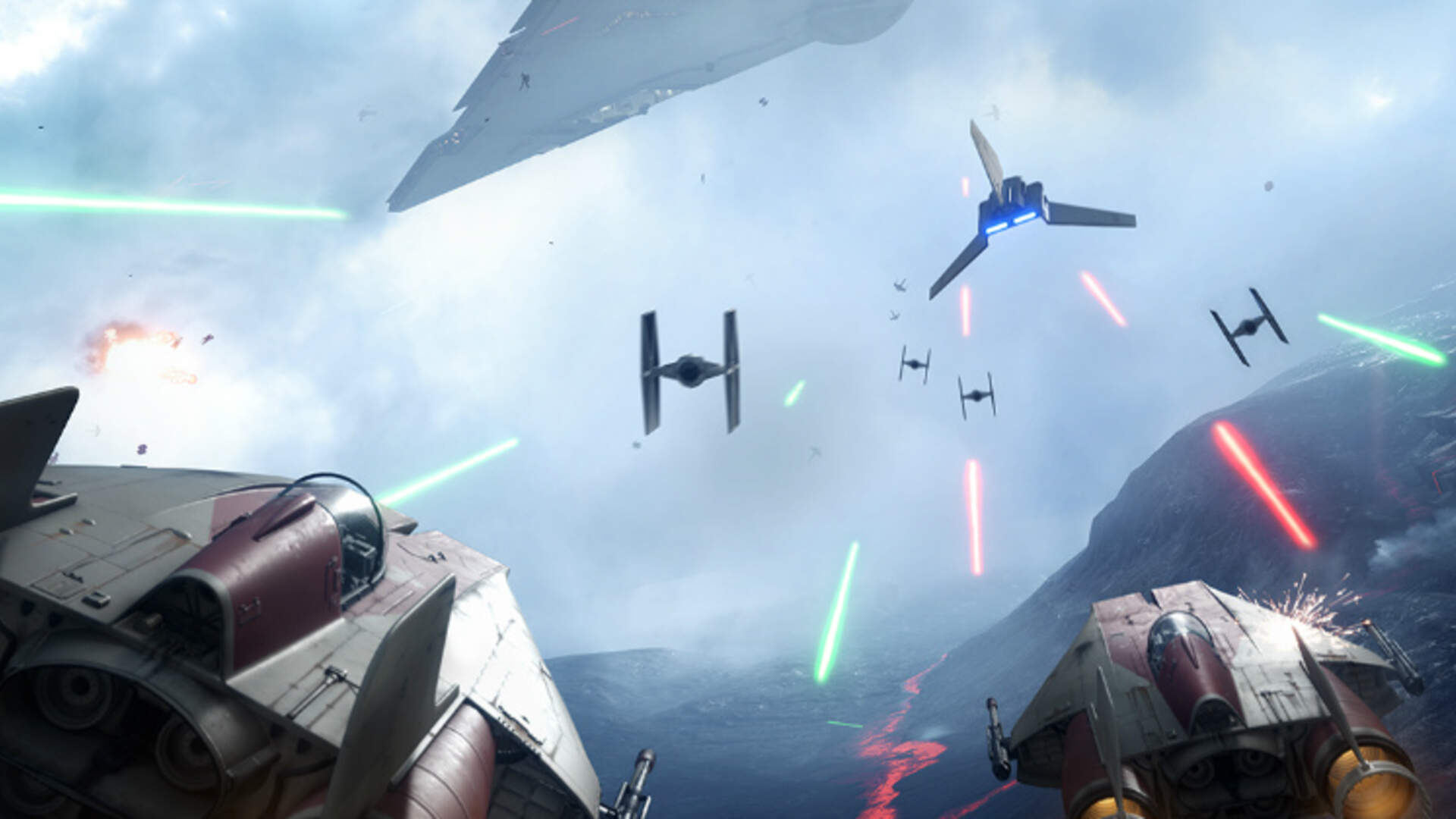 What Multiplayer Modes are Available in Star Wars Battlefront?