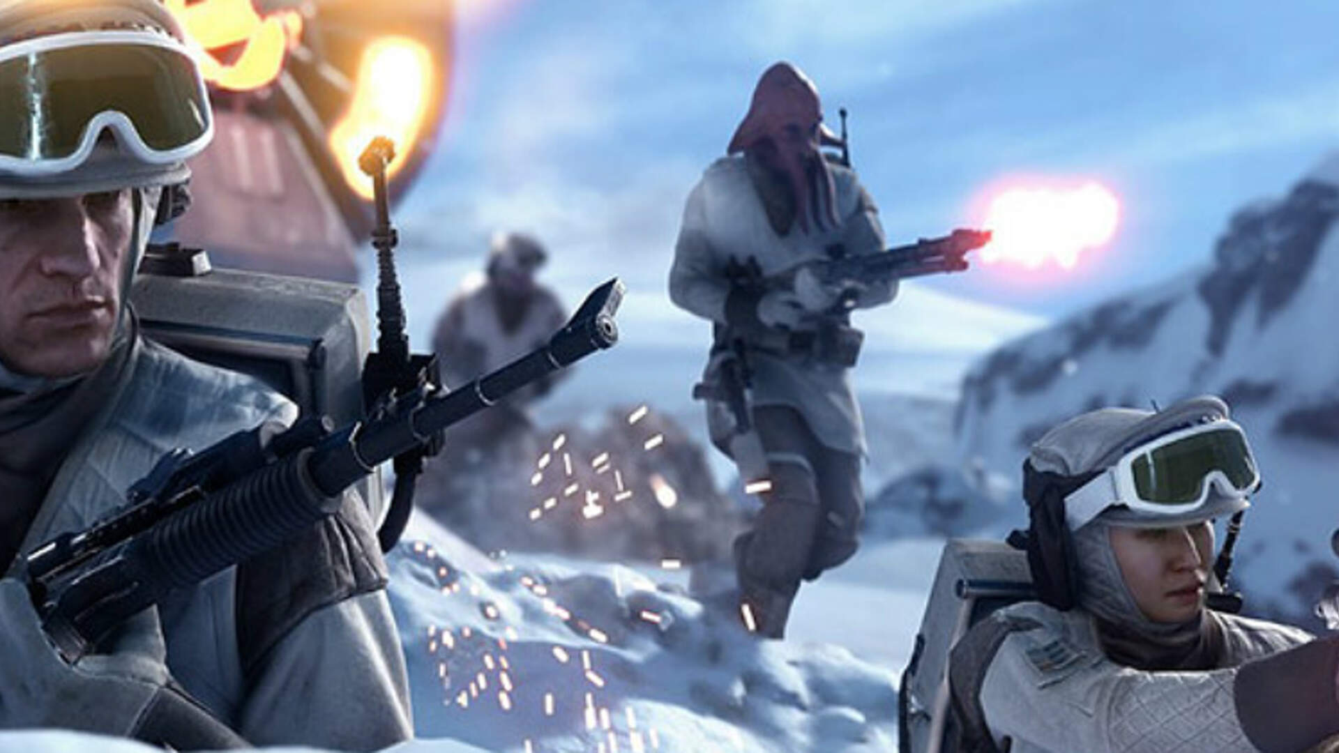 Star Wars Battlefront Impressions and Gameplay: More than Battlefield, Not Quite Battlefront