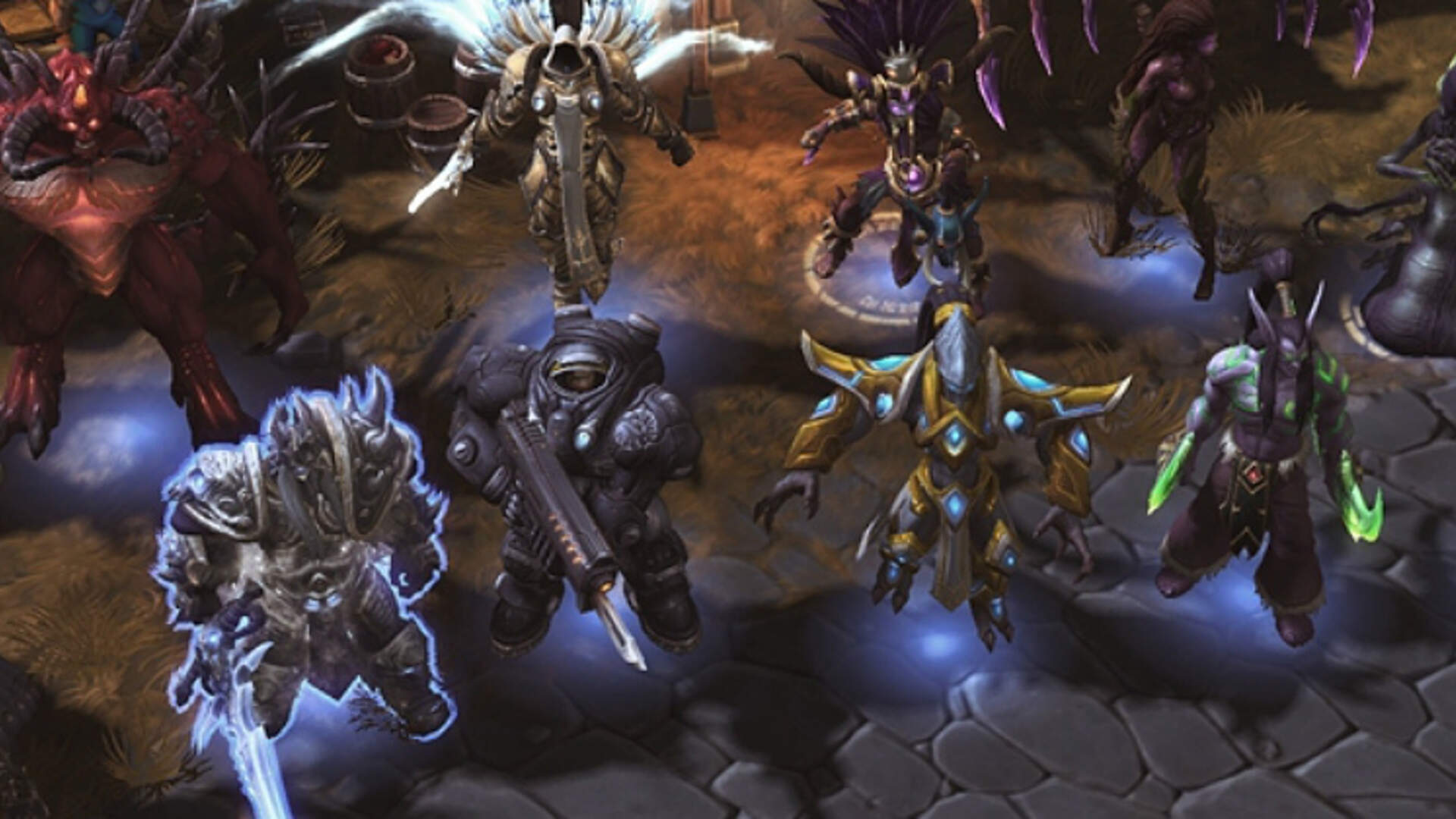"""Heroes of the Storm Director Moves to """"Other Projects"""""""
