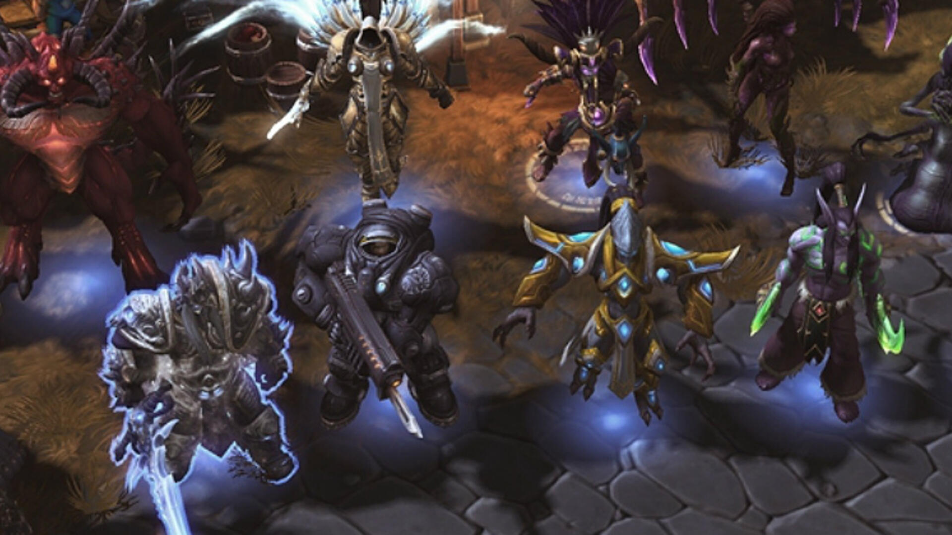 Blizzard Reportedly Cutting Costs as Activision's Influence on Company Grows