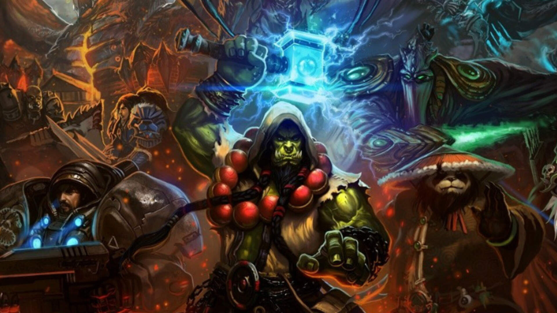 Blizzard Could Remaster StarCraft, Warcraft III, and Diablo II