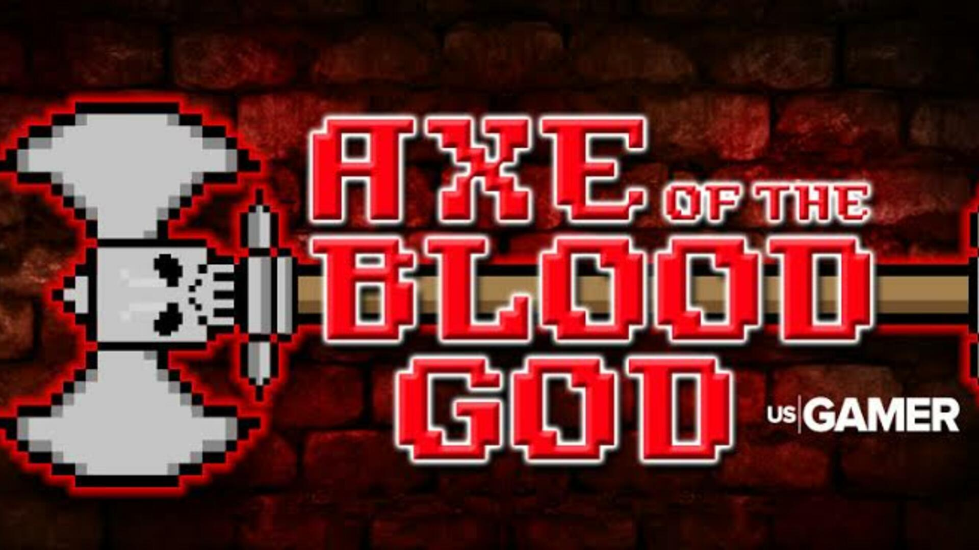 Axe of the Blood God: Nier: Automata for Game of the Year