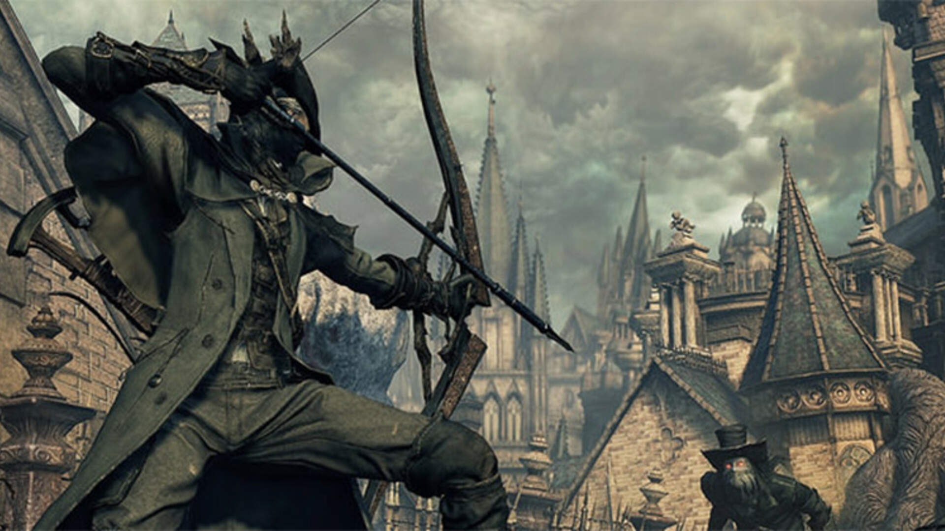 A Sony Q&A Brings More Info on Bloodborne's The Old Hunters