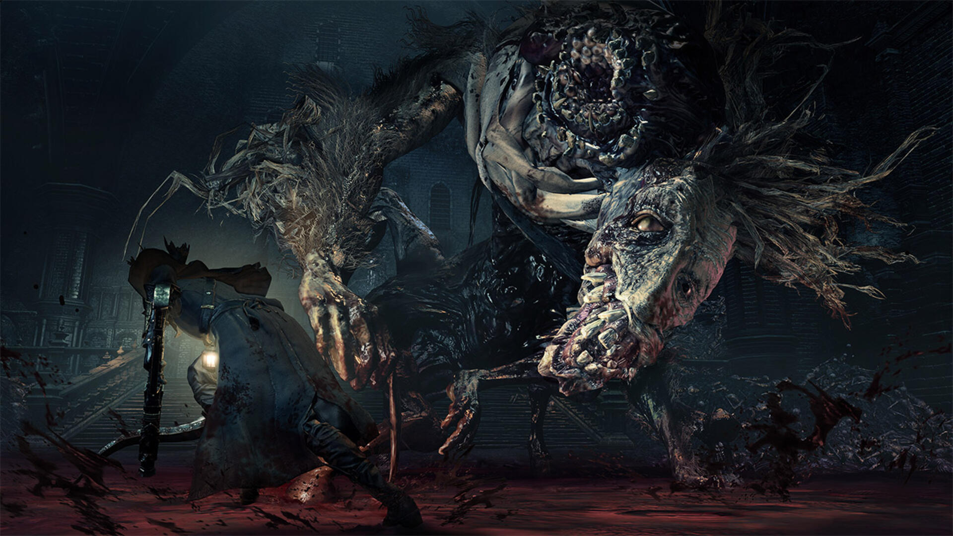 Bloodborne Leads Incredible March PS Plus Lineup - Update: Out Today