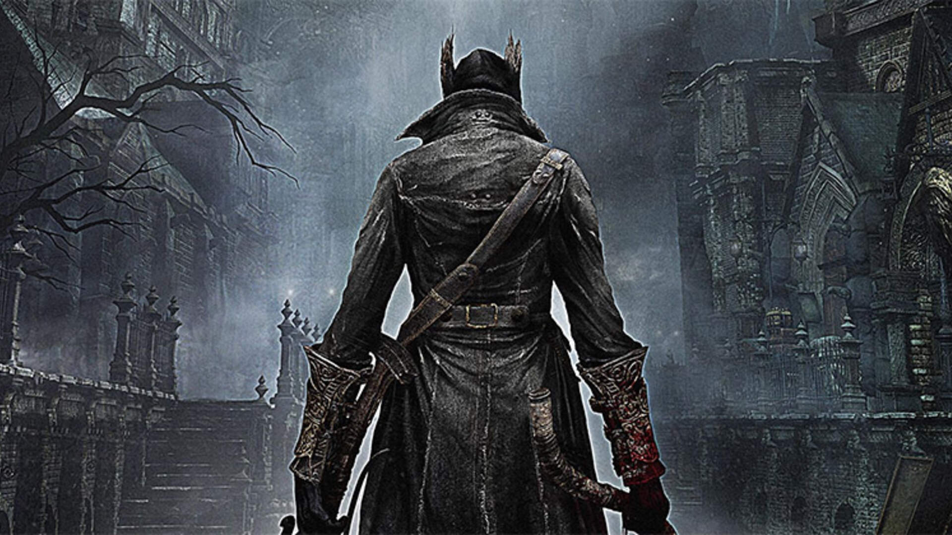 USstreamer: Bob Takes on Bloodborne [Update: Archived!]
