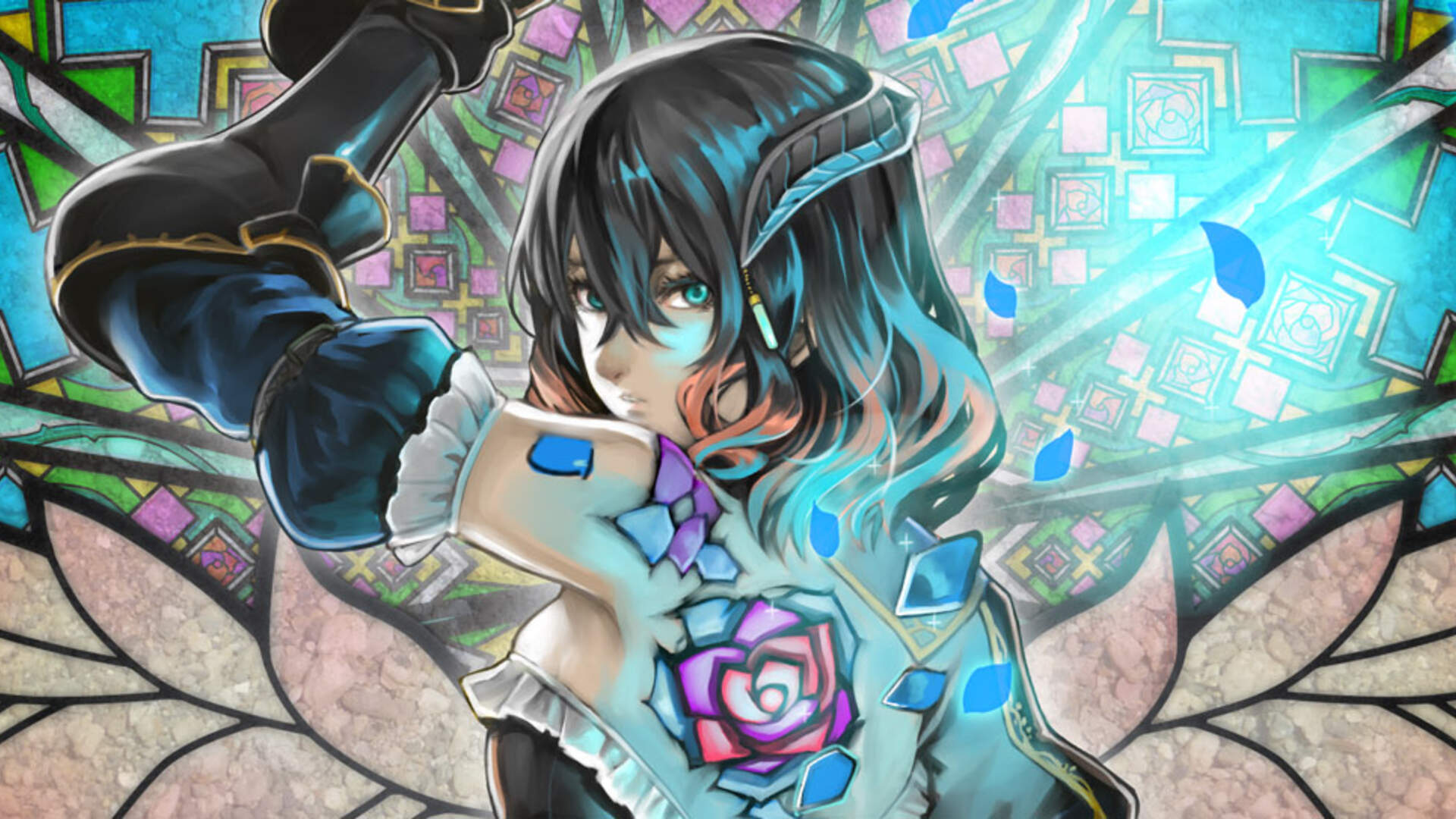 Bloodstained for Vita is Cancelled Because the Vita is Dead, Also Delayed to 2019