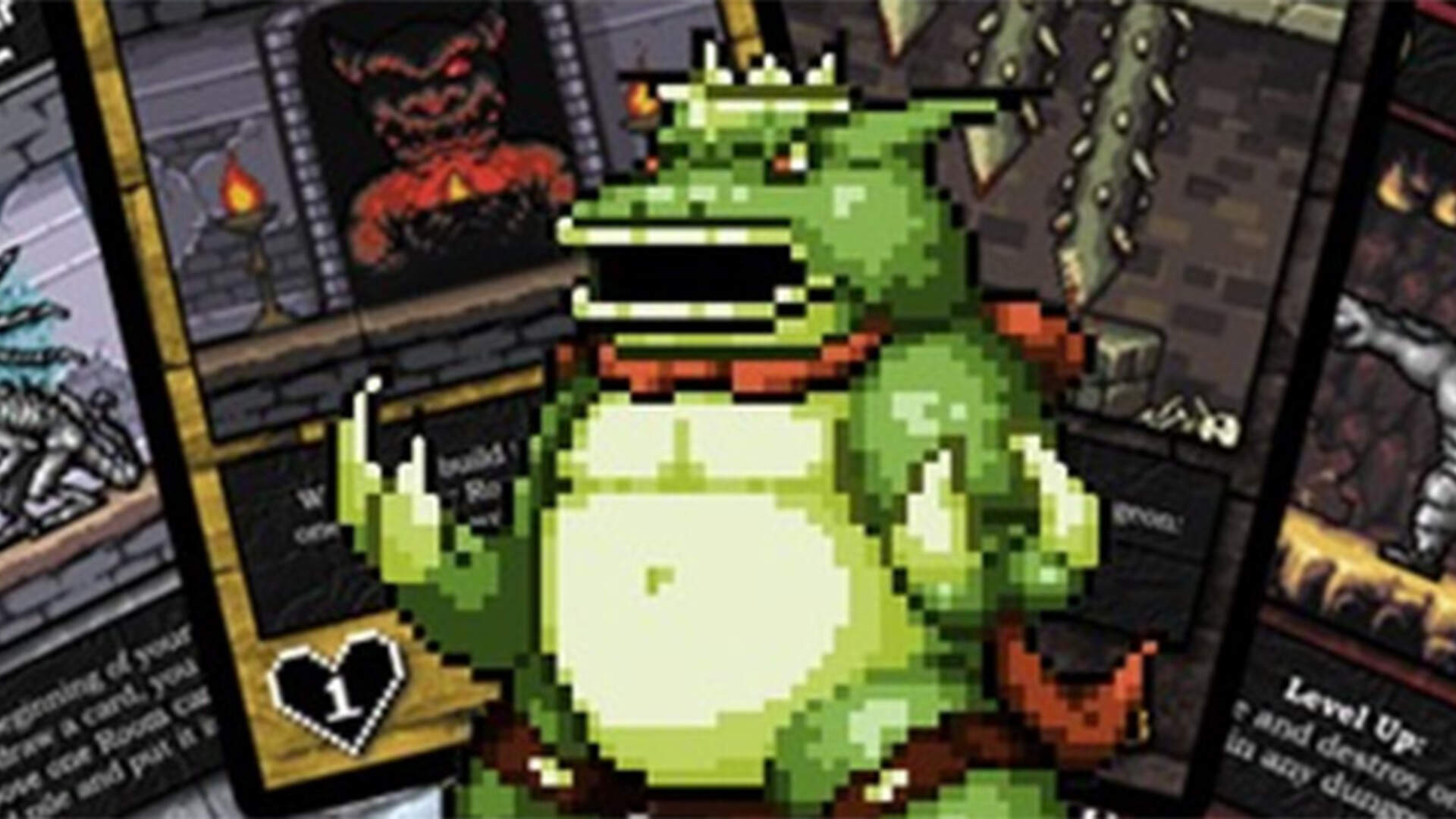 Boss Monster Captures the Spirit of 8-Bit Platforming in Card Game Format