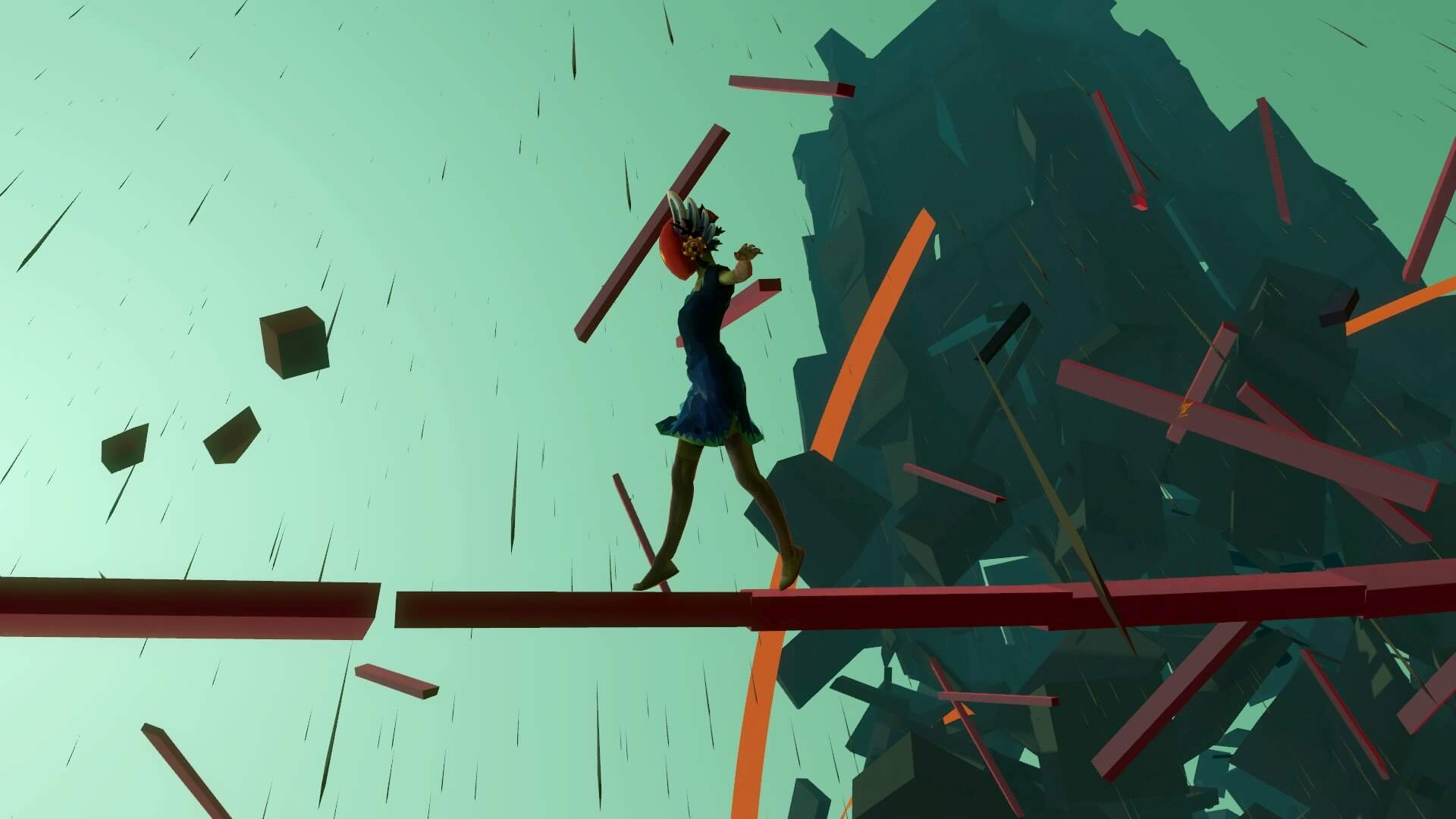 Bound: Experimental Gaming that Looks Stunning
