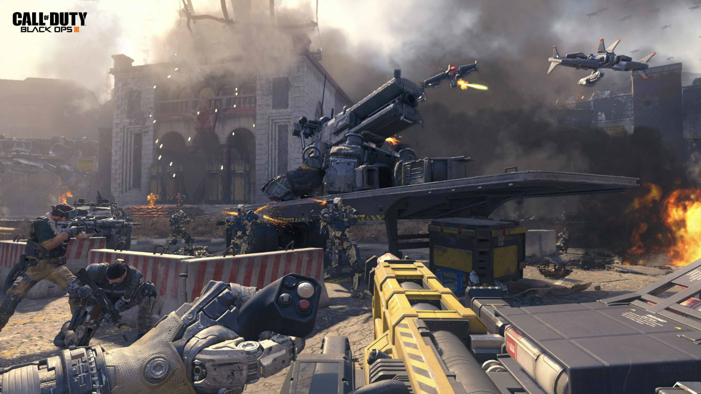 Call of Duty: Advanced Warfare: system requirements and release date