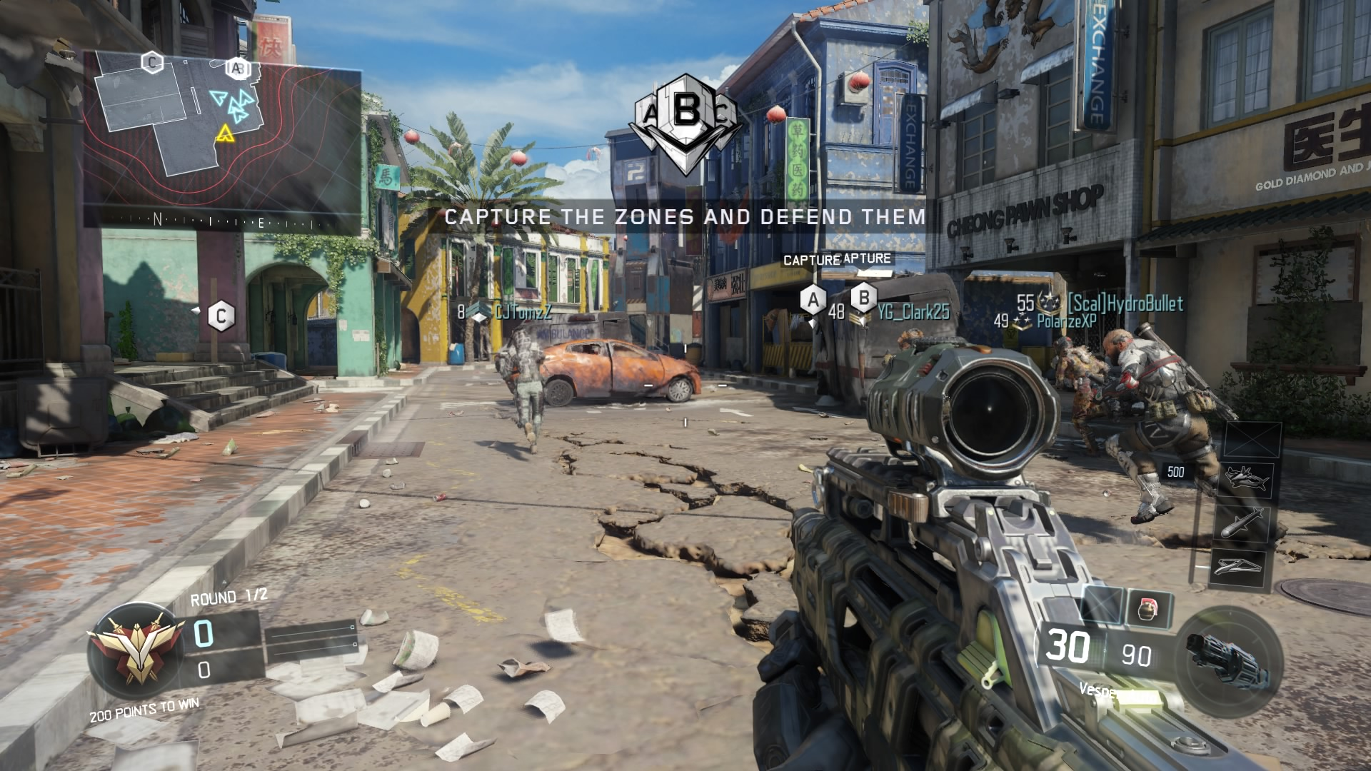 Call Of Duty Black Ops Iii Ps4 Review Predictable But Great