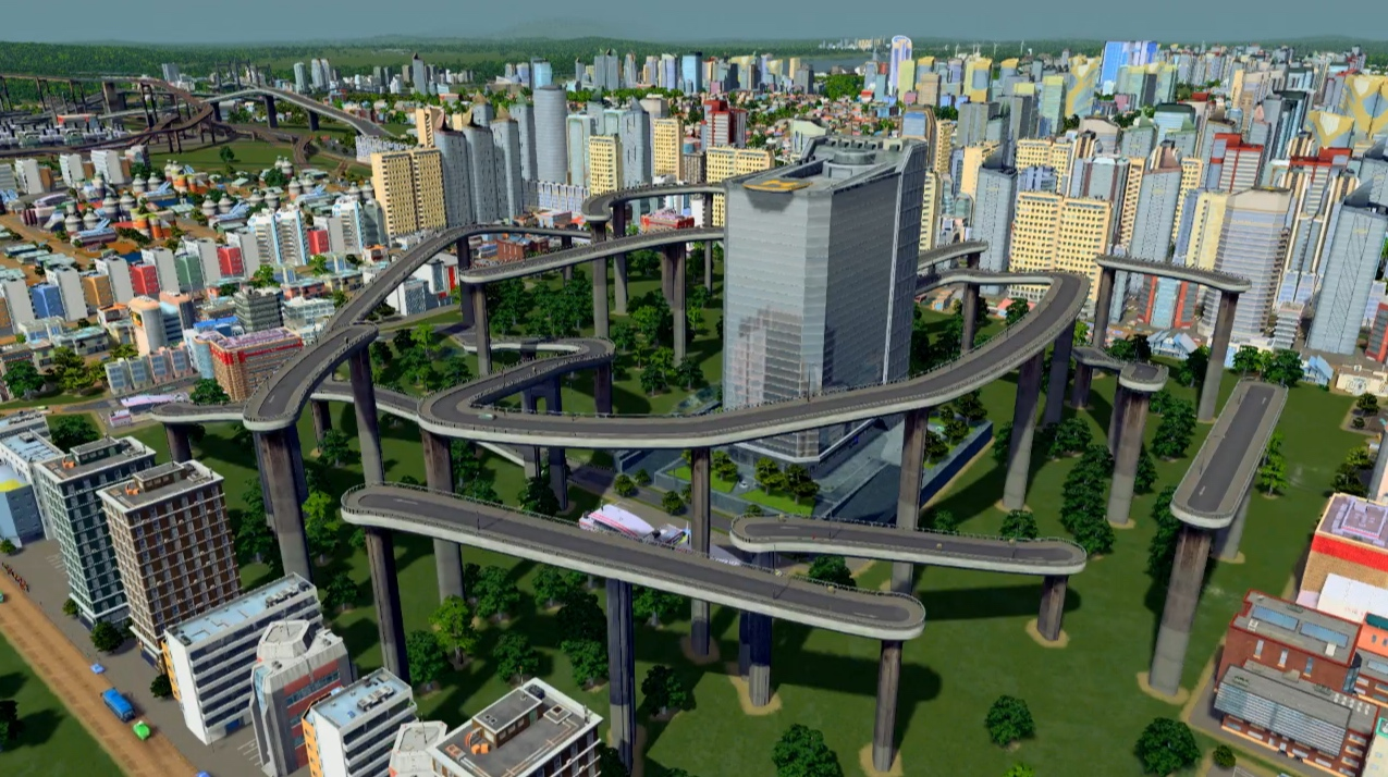 Cities Skylines Pc Review Laying A New Foundation Usgamer