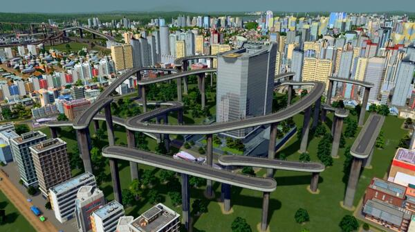 Cities Skylines PC Review: Laying a New Foundation | USgamer