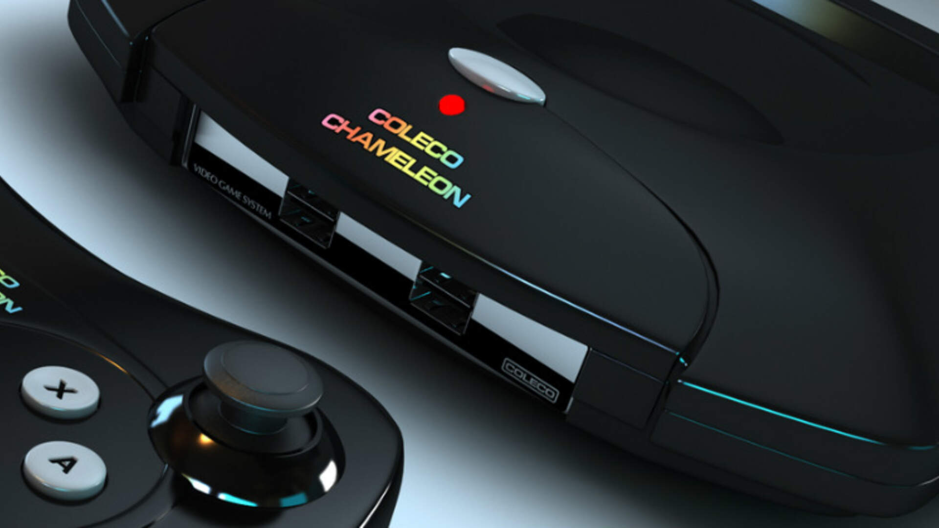 Coleco Lends Name to Retro VGS Cartridge-Based Console