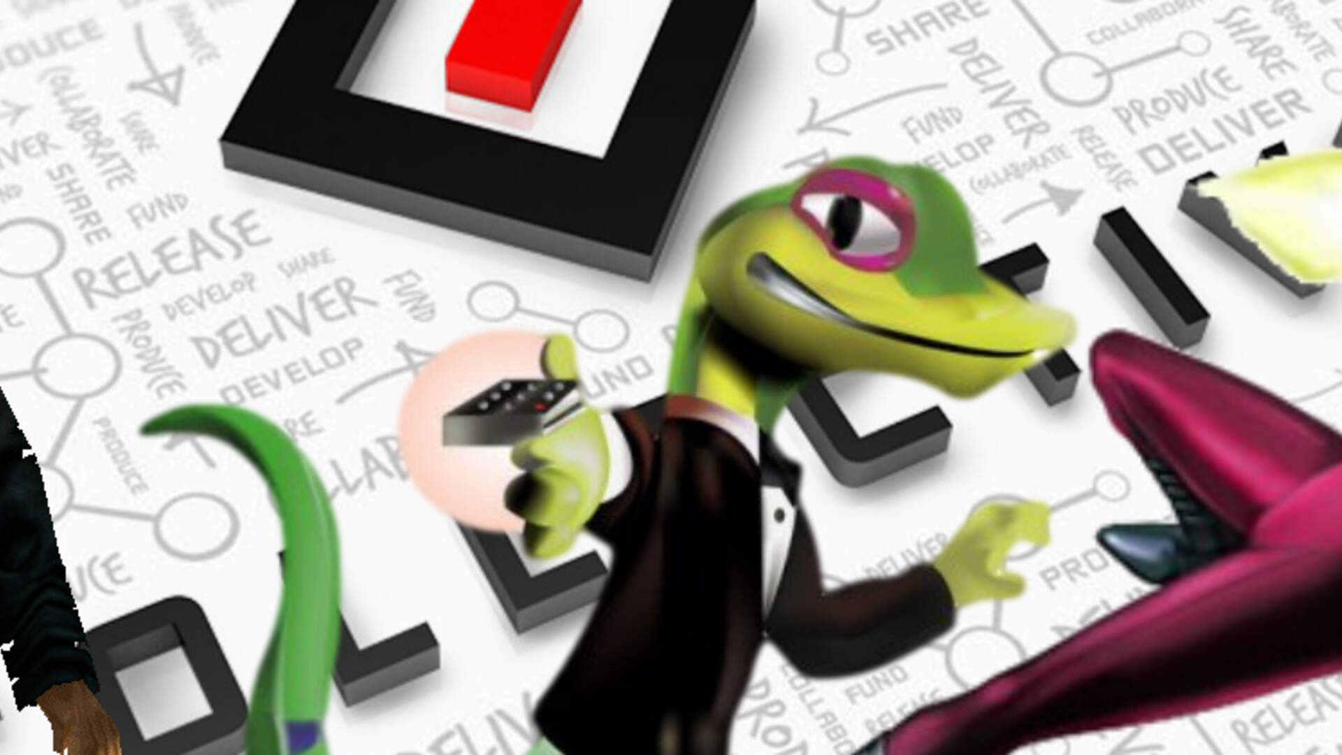 Square Enix's Collective Revives the Dead: Gex, Fear Effect, and Anachronox Open Up
