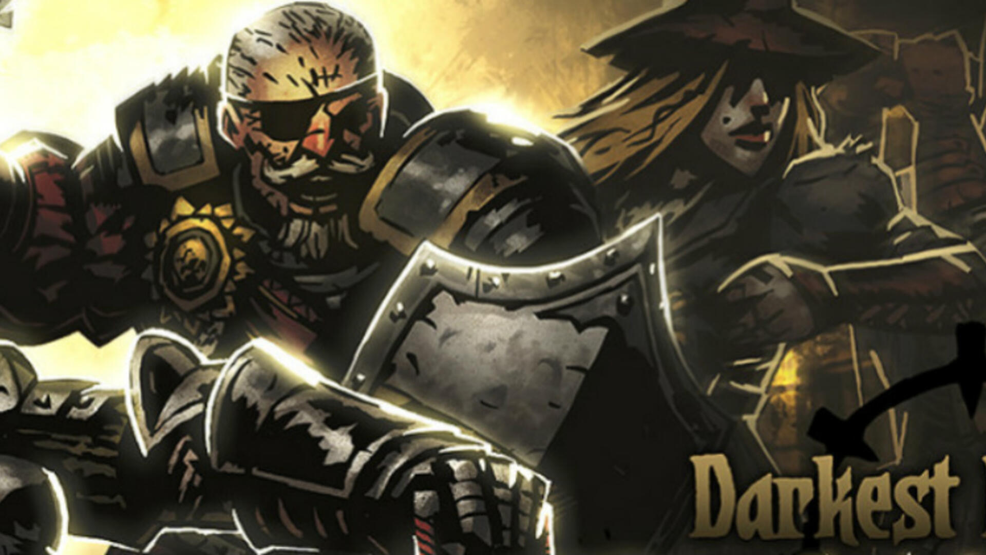 """Darkest Dungeon Lets You Turn the Dev's """"Official Vision"""" Off"""