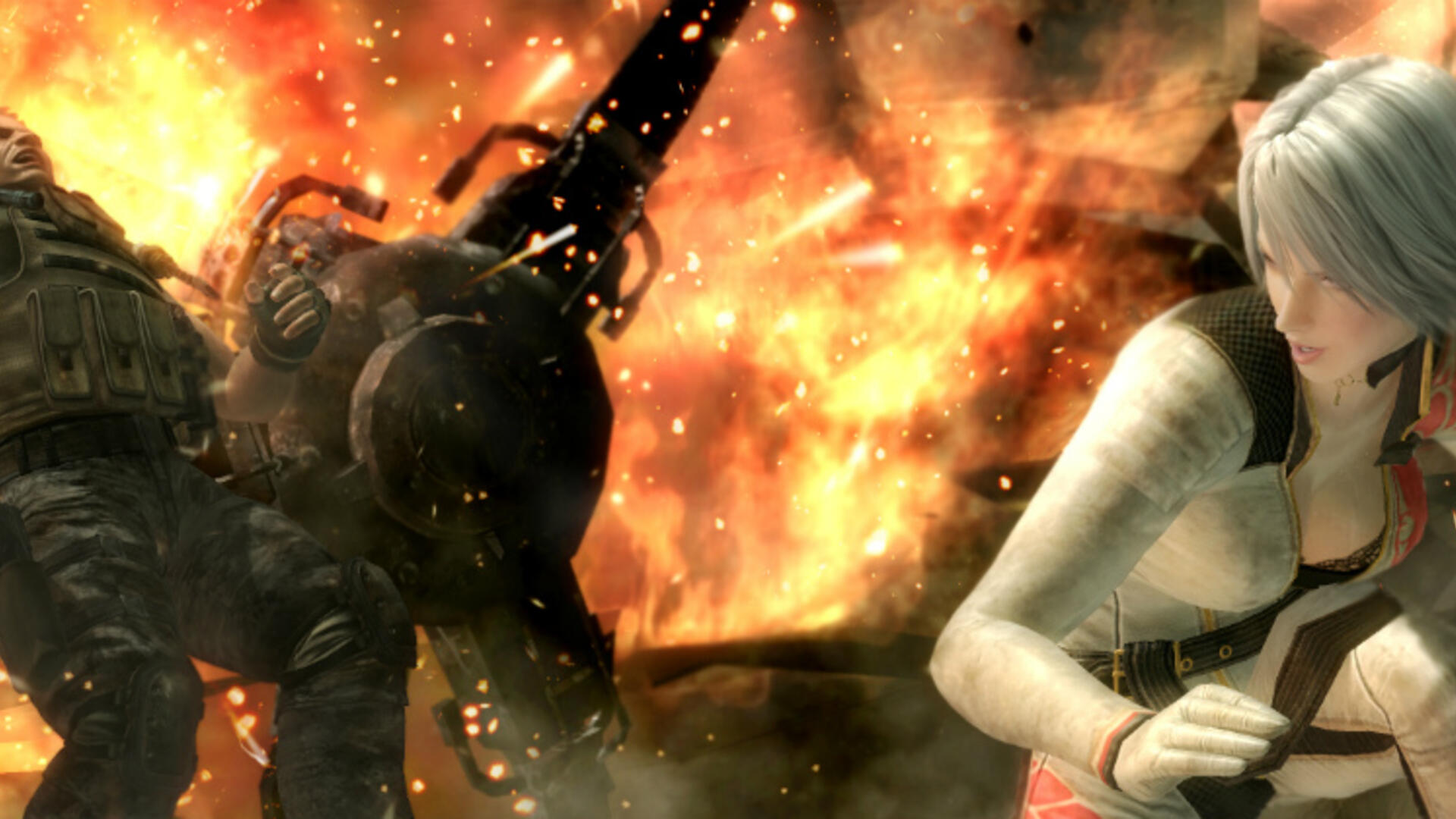 Dead or Alive 5 Last Round Xbox One Review: Sex Sells DLC