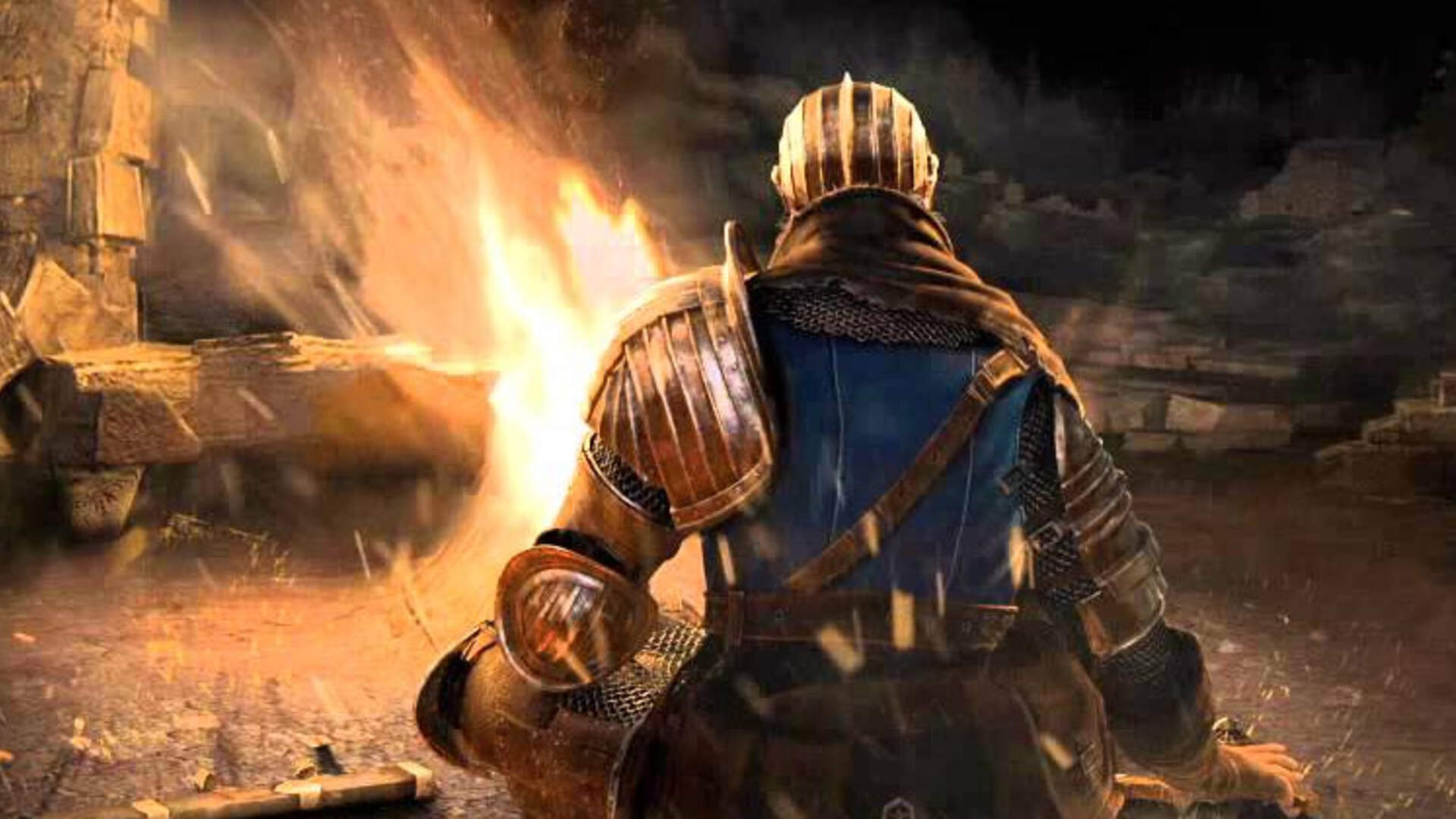 There's Futility, and Then There's Twitch Plays Dark Souls