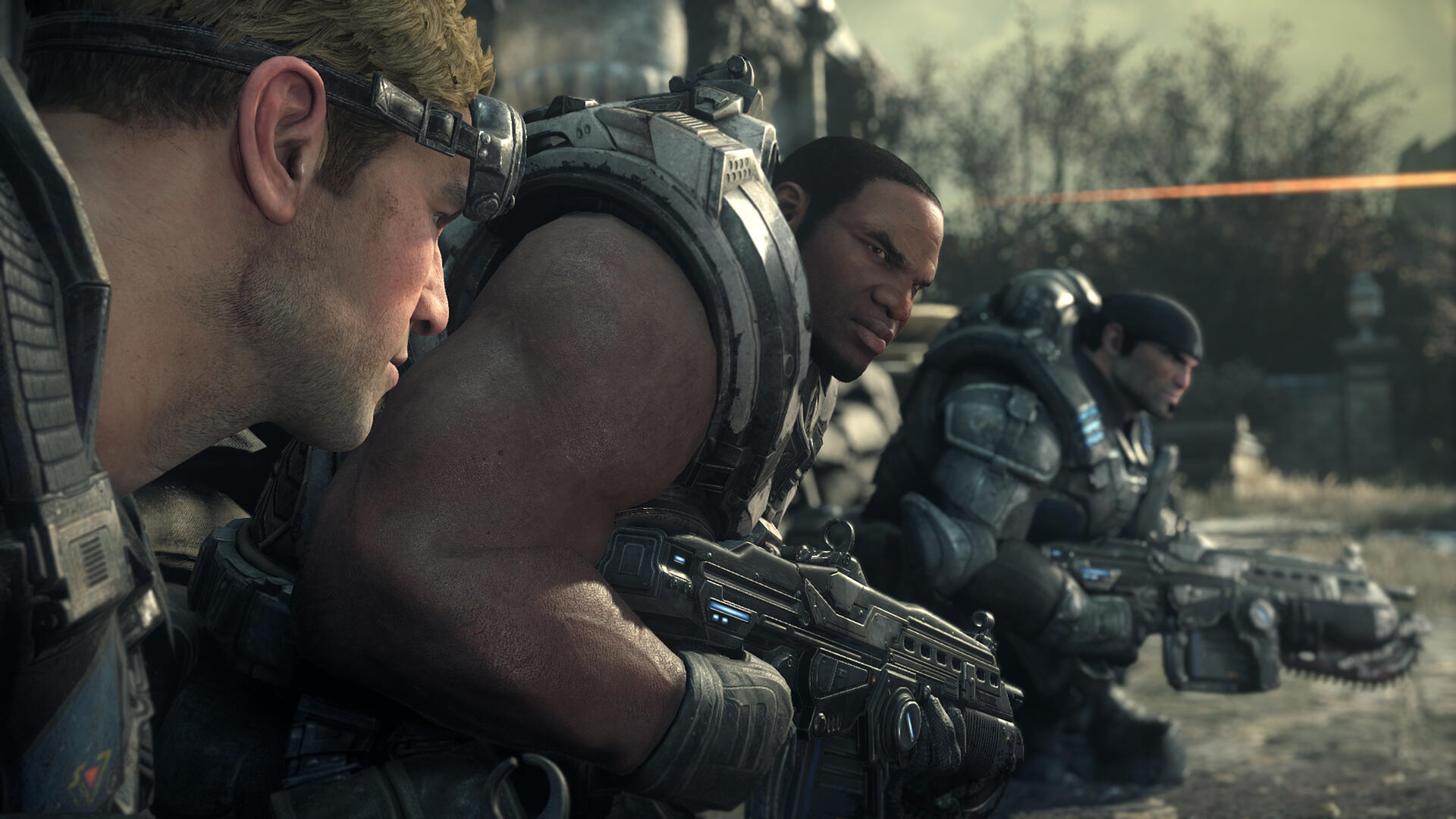 Gears of War: Ultimate Edition Xbox One Review: Now That's What I Call a Remaster