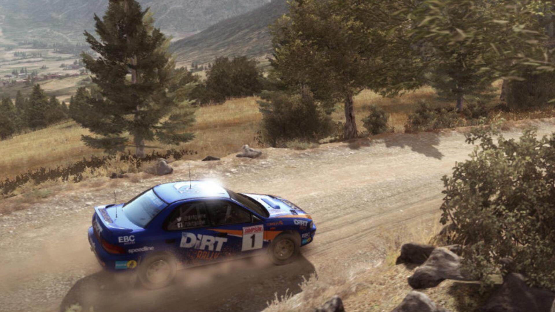 Six Things You Should Know About DIRT Rally