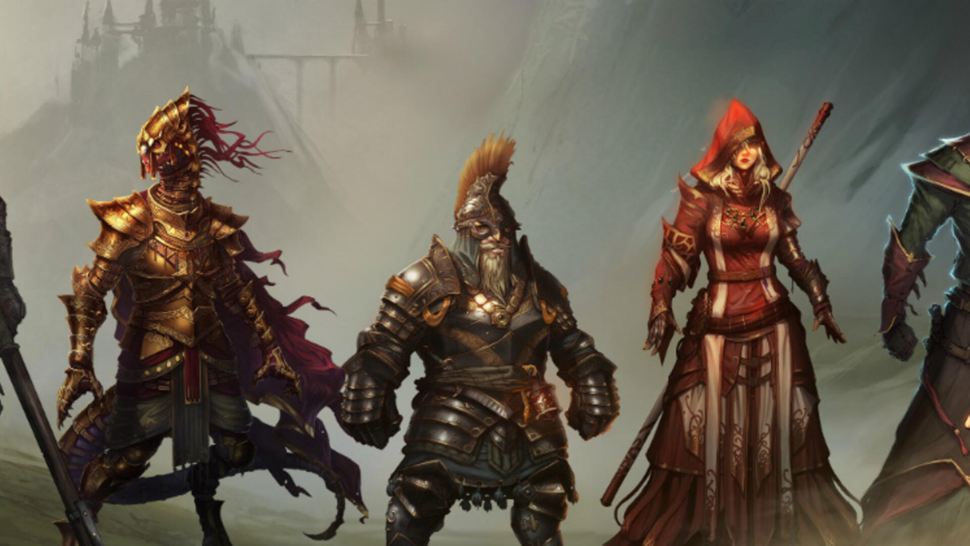 USG Lunch Hour: Join Kat as She Plays Divinity: Original Sin