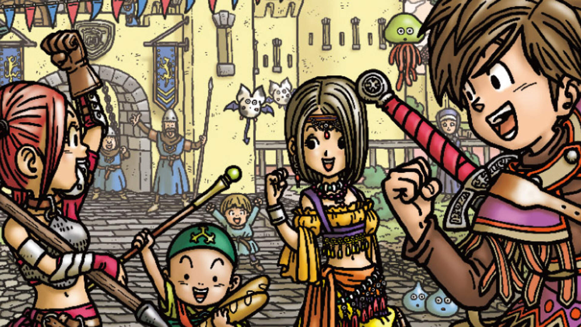 A Retronauts Episode About Dragon Quest Draws Near!