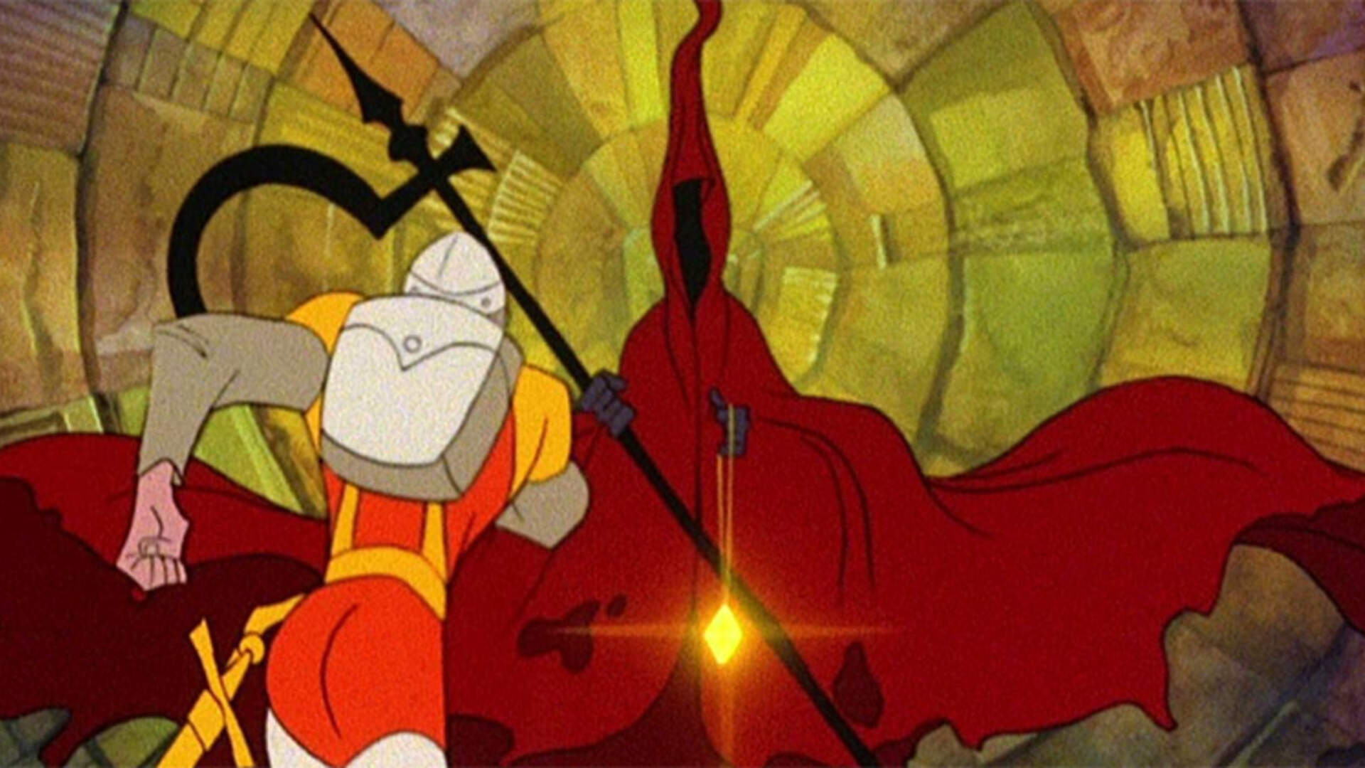 Don Bluth and Gary Goldman Launch a Dragon's Lair Movie Kickstarter