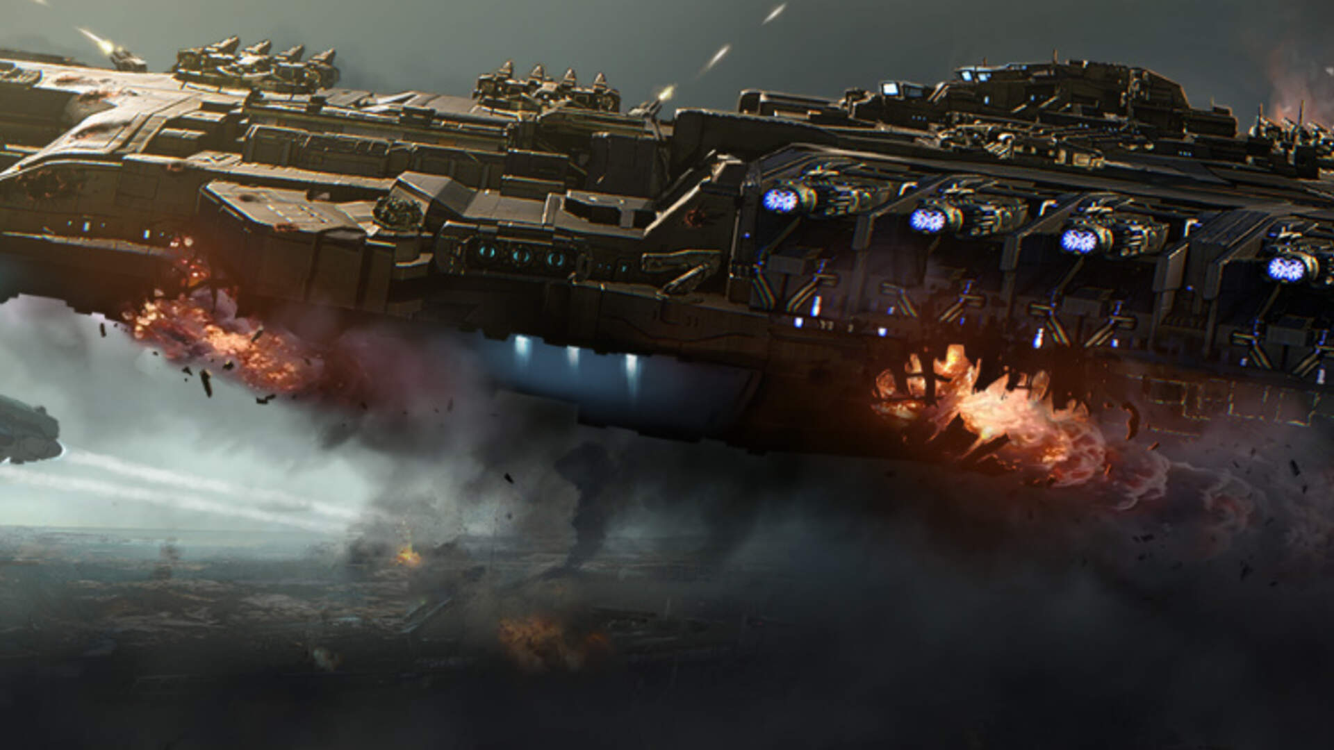 Dreadnought Finds a Sense of Scale in Team Elimination