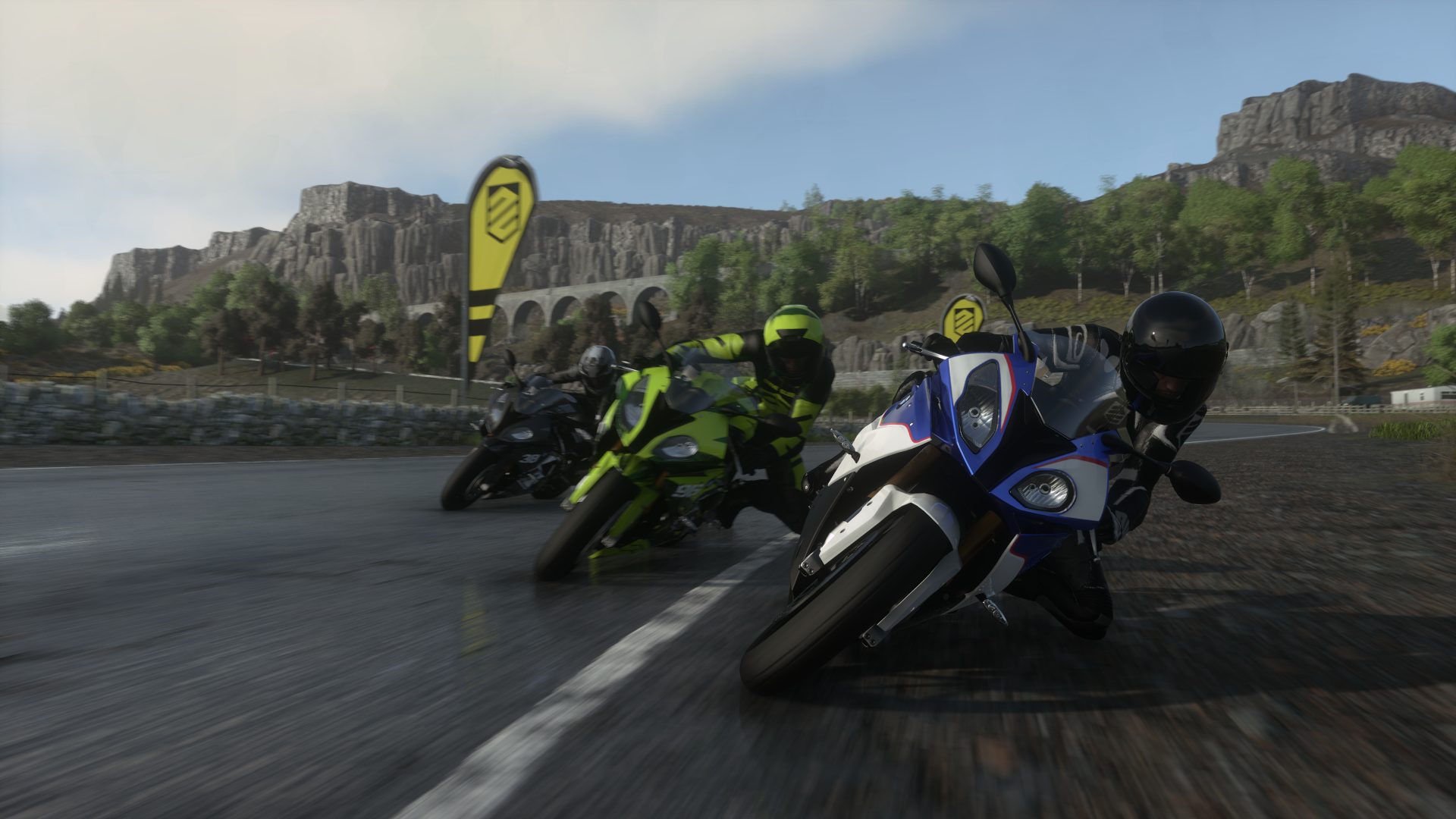 Driveclub Bikes Ps4 Review Two Wheeled Expansion Usgamer